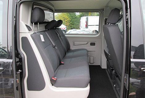 Nordsysteme - Snoeks Doppelkabine VW T5 T6