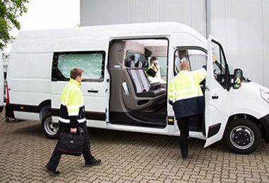 Nordsysteme - Snoeks Doppelkabine Renault Master, Opel Movano