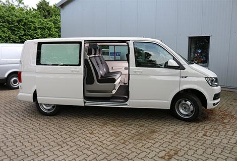 Nordsysteme - Snoeks Doppelkabine VW T6