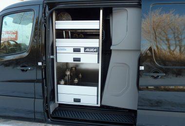 Nordsysteme - Sonderfahrzeuge, Bestattungsfahrzeug Mercedes Sprinter, VW Crafter