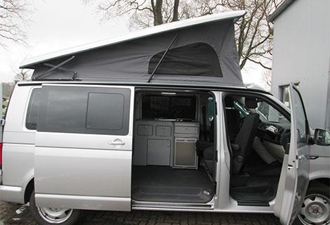 Nordsysteme - Camper-VW-T6-Reimo-Easy-Fit-Klappdach, Camper: Unsere Freizeitprofis!