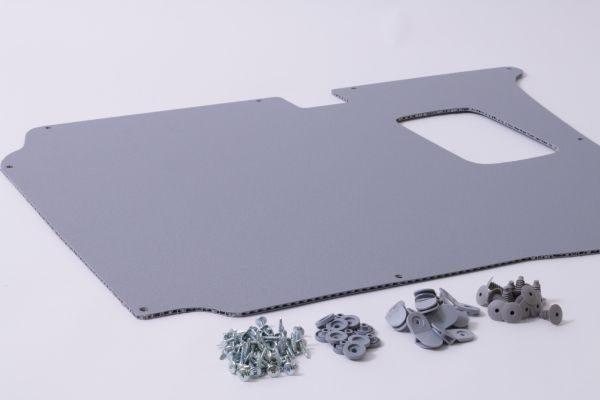 Nordsysteme-Seitenwandverkleidung